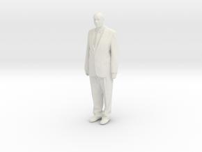 Printle F Erich Honecker - 1/22.5 - wob in White Natural Versatile Plastic