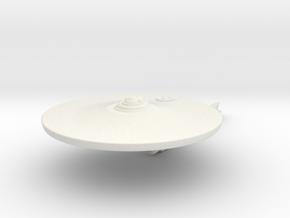 3788 Saladin refit Jenghiz class in White Natural Versatile Plastic