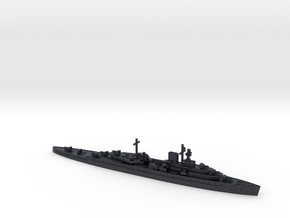HMS Effingham 1/1250 in Black PA12