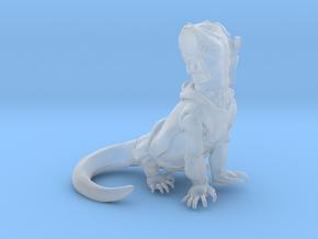 Anthropomorphic male light armor lizard taur 1 (HS in Smooth Fine Detail Plastic