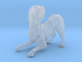 Anthropomorphic male light armor dog taur 3(HSD mi in Smooth Fine Detail Plastic