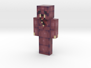 Heartz66   Minecraft toy in Natural Full Color Sandstone