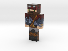 shadow1979 | Minecraft toy in Natural Full Color Sandstone