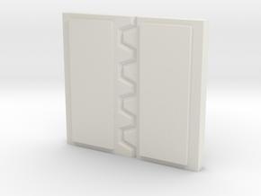 AnphelionBase_Door in White Natural Versatile Plastic