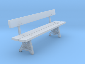 LM710 bench in Smooth Fine Detail Plastic
