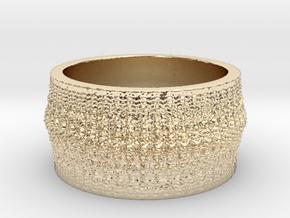 Rib Bone Ring in 14K Yellow Gold: 7 / 54