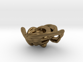 OrgaSkelet in Natural Bronze