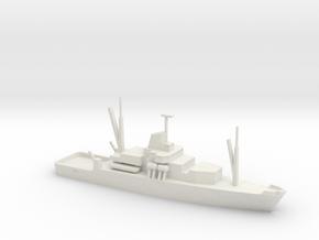 1/700 Scale USNS T-ARS-50 Safeguard in White Natural Versatile Plastic