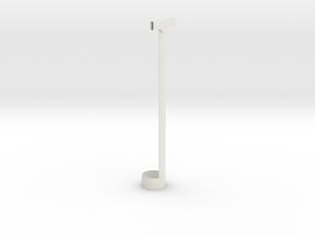 100ml Dipper in White Natural Versatile Plastic