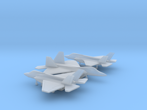 1/400 US Fighters pack 3 in Smooth Fine Detail Plastic
