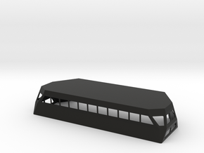 1/96 Nansen Bridge in Black Natural Versatile Plastic