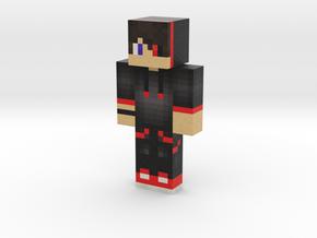 R3dstoneMaster11 | Minecraft toy in Natural Full Color Sandstone