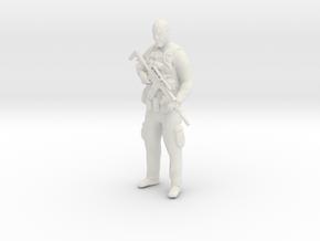 Printle C Homme 1837 - 1/24 - wob in White Natural Versatile Plastic