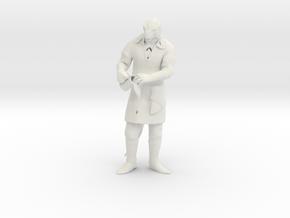 Printle V Homme 1838 - 1/24 - wob in White Natural Versatile Plastic
