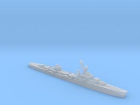 French cruiser Émile Bertin c1943 WW2 1:1800 in Smoothest Fine Detail Plastic