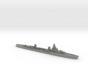 French cruiser Émile Bertin c1942 WW2 1:2400 in Gray PA12