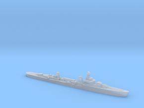 French cruiser Émile Bertin c1942 WW2 1:3000 in Smoothest Fine Detail Plastic