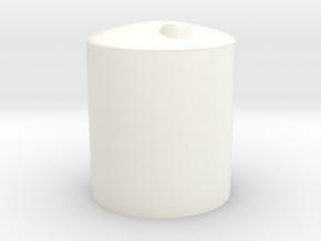 5400 Imperial Gallon Tank in White Processed Versatile Plastic