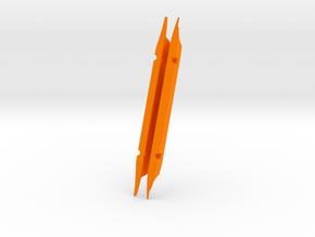 M26X & M26D 7inch spread, TD = 20.7mm  in Orange Processed Versatile Plastic
