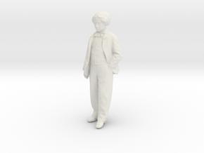 Printle C Kid 253 - 1/24 - wob in White Natural Versatile Plastic