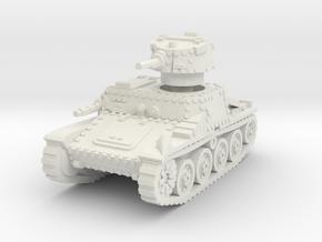 Praga AH IV 1/56 in White Natural Versatile Plastic
