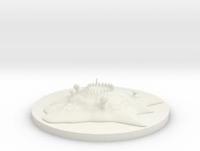 Edafungus - Edafungus in White Natural Versatile Plastic