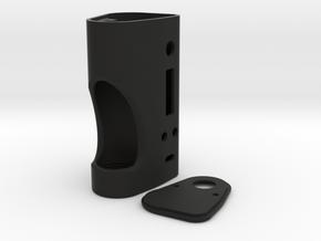 SquareOne Vape Mod DNA75 21700 Squonk ''Basic Set' in Black Natural Versatile Plastic