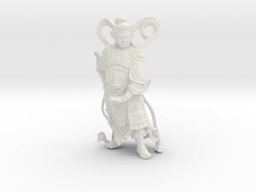 Printle V Homme 1848 - 1/24 - wob in White Natural Versatile Plastic