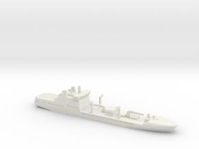 Tide-class tanker, 1/700 in White Natural Versatile Plastic