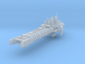 Imperial Legion Concept - Battlebarge  in Smooth Fine Detail Plastic