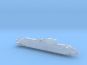 HMS AMBUSH - FH 2400 in Smooth Fine Detail Plastic