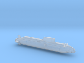 HMS ASTUTE - FH 1800 in Smooth Fine Detail Plastic