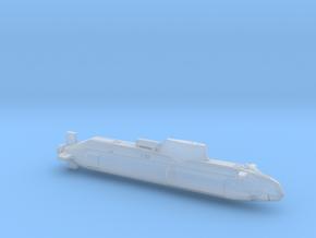 HMS AMBUSH - FH 1250 in Smooth Fine Detail Plastic