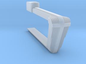 MATTER ENERGY SINK, WARP NACELLE REV D in Smoothest Fine Detail Plastic