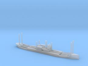 1/1250 Scale 3700 ton Steel Cargo Ship Cadaretta in Smooth Fine Detail Plastic
