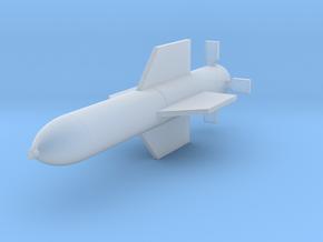 1:48 Miniature GBU-57A/B  in Smooth Fine Detail Plastic: 1:48 - O