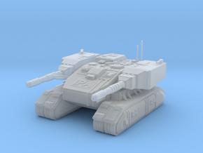 Dominator  324WT heavy battle tank destroyer in Smooth Fine Detail Plastic
