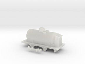 Weedkiller Tank - Nm - 1:160 in Smooth Fine Detail Plastic