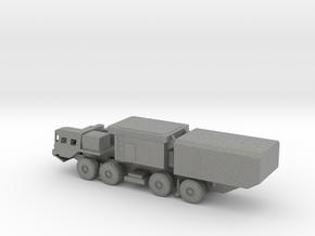 1/144 Scale MAZ-543 SA 300 Radar Truck in Gray PA12