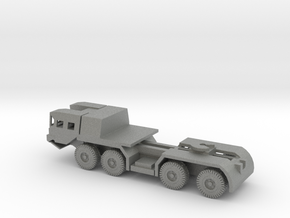 1/144 Scale MAZ-537 Tractor in Gray PA12