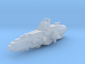 Gundam Lepanto Missile Frigate in Smooth Fine Detail Plastic