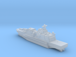 Gundam destroyer Kuraomikami in Smooth Fine Detail Plastic