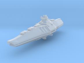 Wing Commander Concordia Supercruiser in Smooth Fine Detail Plastic