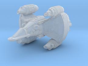 LastStarfighter Gunstar in Smoothest Fine Detail Plastic: 1:400