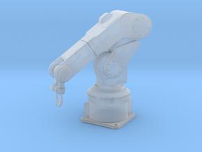 1/32 Robotic Arm Round in Smooth Fine Detail Plastic