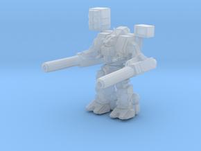 Robotech Macross Destroid Tomahawk in Smooth Fine Detail Plastic