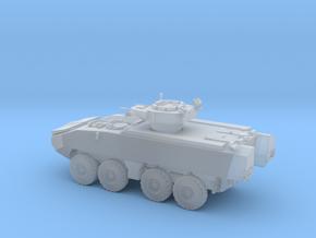 Piranha-III-C-TT-proto-01 in Smooth Fine Detail Plastic