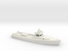 1/160 Scale Chesapeake Bay Deadrise Workboat 2 in White Natural Versatile Plastic
