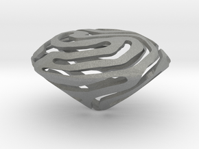 Nature made Diamond in Gray PA12