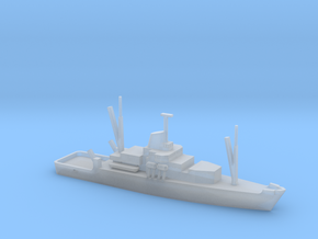 1/1250 Scale USNS T-ARS-50 Safeguard in Smooth Fine Detail Plastic